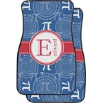 PI Car Floor Mats (Front Seat) (Personalized)