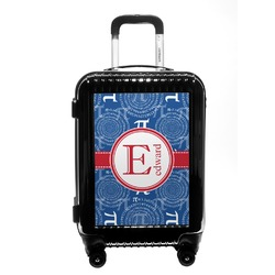 PI Carry On Hard Shell Suitcase (Personalized)