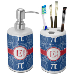 PI Ceramic Bathroom Accessories Set (Personalized)