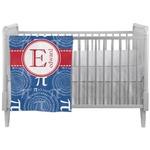 PI Crib Comforter / Quilt (Personalized)