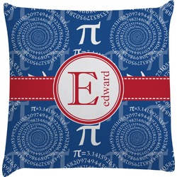 PI Decorative Pillow Case (Personalized)