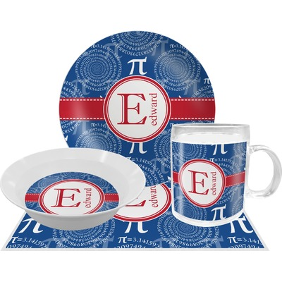 PI Dinner Set - 4 Pc (Personalized)