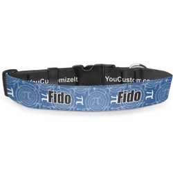 """PI Deluxe Dog Collar - Extra Large (16"""" to 27"""") (Personalized)"""