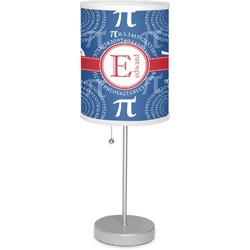 "PI 7"" Drum Lamp with Shade (Personalized)"