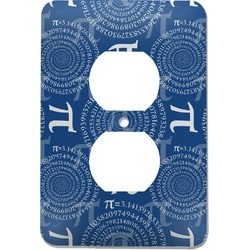 PI Electric Outlet Plate (Personalized)