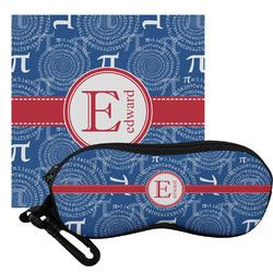 PI Eyeglass Case & Cloth (Personalized)