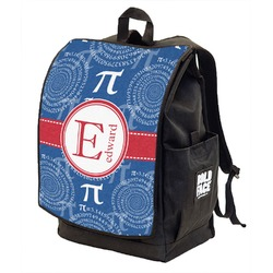 PI Backpack w/ Front Flap  (Personalized)