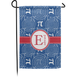 PI Garden Flags With Pole - Single or Double Sided (Personalized)