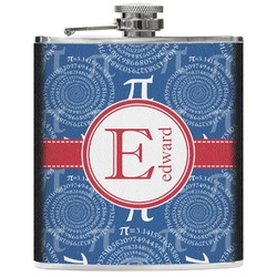PI Genuine Leather Flask (Personalized)