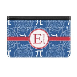PI Genuine Leather ID & Card Wallet - Slim Style (Personalized)