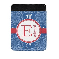 PI Genuine Leather Money Clip (Personalized)