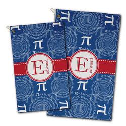 PI Golf Towel - Full Print w/ Name and Initial