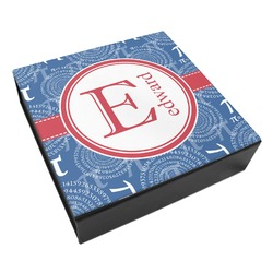 PI Leatherette Keepsake Box - 3 Sizes (Personalized)