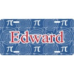 PI Front License Plate (Personalized)