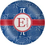 PI Melamine Plate (Personalized)