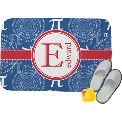 PI Memory Foam Bath Mat (Personalized)