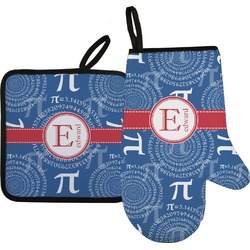 PI Oven Mitt & Pot Holder (Personalized)