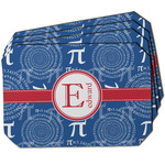 PI Dining Table Mat - Octagon w/ Name and Initial