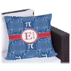 PI Outdoor Pillow (Personalized)
