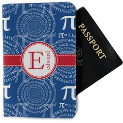 PI Passport Holder - Fabric (Personalized)
