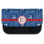 PI Canvas Pencil Case w/ Name and Initial