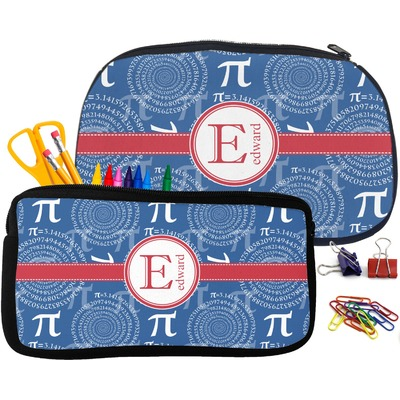 PI Pencil / School Supplies Bag (Personalized)