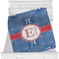 """PI Fleece Blanket - Queen / King - 90""""x90"""" - Double Sided (Personalized)"""