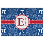 PI Laminated Placemat w/ Name and Initial