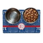 PI Pet Bowl Mat (Personalized)
