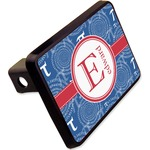 """PI Rectangular Trailer Hitch Cover - 2"""" (Personalized)"""