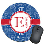 PI Round Mouse Pad (Personalized)