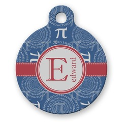 PI Round Pet Tag (Personalized)