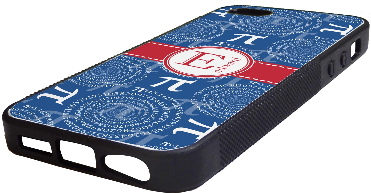 on sale 68da8 b90fc PI Rubber iPhone 5/5S Phone Case (Personalized)