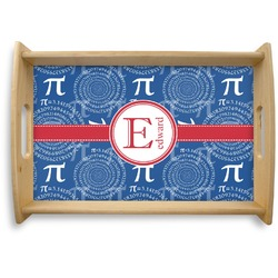 PI Natural Wooden Tray (Personalized)