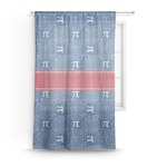 PI Sheer Curtains (Personalized)