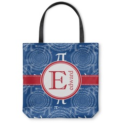 PI Canvas Tote Bag (Personalized)