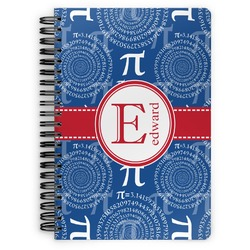 PI Spiral Bound Notebook (Personalized)