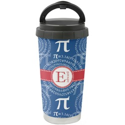 PI Stainless Steel Travel Mug (Personalized)