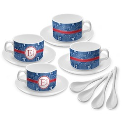 PI Tea Cup - Set of 4 (Personalized)