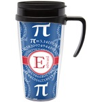 PI Travel Mug with Handle (Personalized)