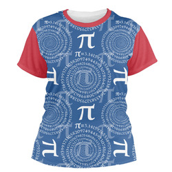 PI Women's Crew T-Shirt (Personalized)