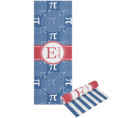 PI Yoga Mat - Printable Front and Back (Personalized)