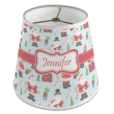 Santa and Presents Empire Lamp Shade (Personalized)