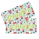Santa and Presents Mini/Bicycle License Plates (Personalized)