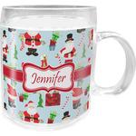 Santas w/ Presents Acrylic Kids Mug (Personalized)