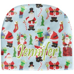 Santa and Presents Baby Hat (Beanie) (Personalized)