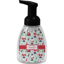 Santas w/ Presents Foam Soap Dispenser (Personalized)