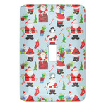 Santa and Presents Light Switch Covers (Personalized)