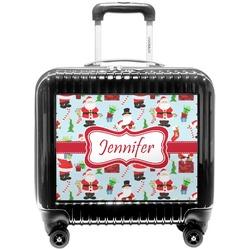 Santas w/ Presents Pilot / Flight Suitcase (Personalized)