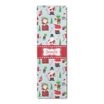 Santa and Presents Runner Rug - 3.66'x8' w/ Name or Text